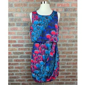 Banana Republic Outlet Floral Dress, Sz 8